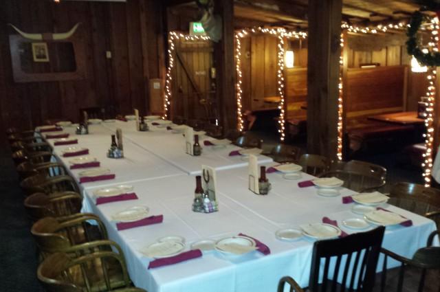 Cattlemens Dixon Banquet Room