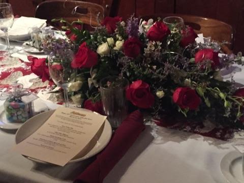 Dixon Banquet Room decoration