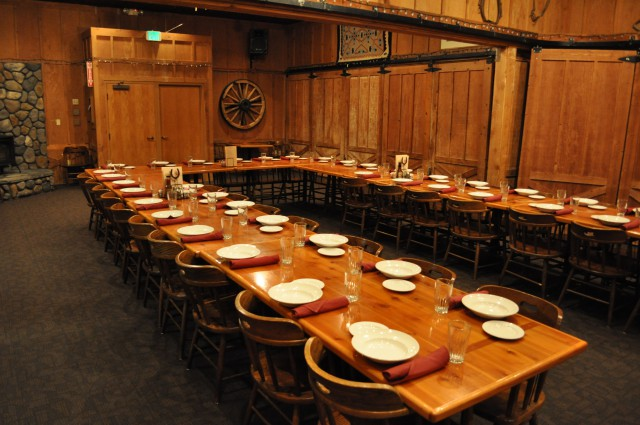 Redding Cattlemens Banquet Room