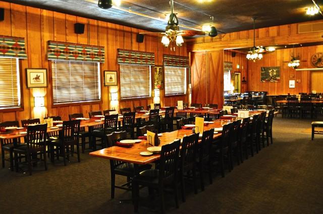 Livermore Cattlemens Banquet Room