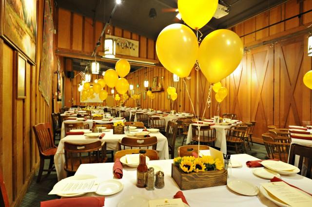 Rancho Cordova Cattlemens Banquet Room