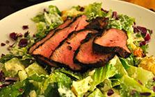 tri-tip caesar salad