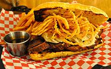 tri-tip sandwiches