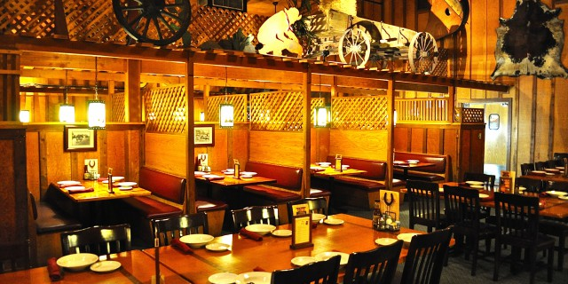Rancho Cordova Dining Room