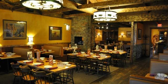Santa Rosa Cattlemens Dining Room