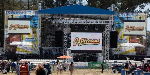 Country Summer Music Festival, Santa Rosa