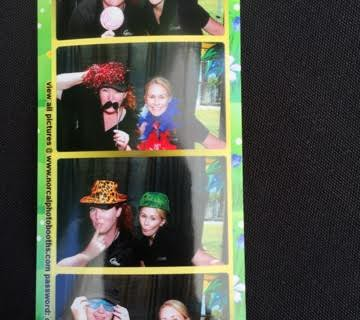 Country Summer Photo Booth