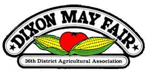 Dixon May Fair Logo