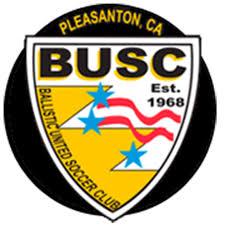 Ballistic United Soccer Club Logo
