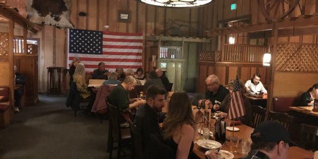 Rancho Cordova Community Table for Veterans Day