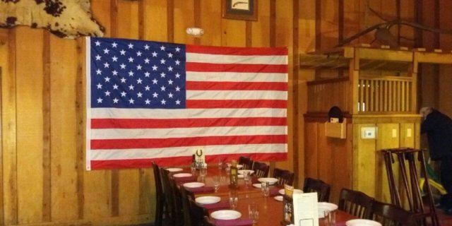 Rancho Cordova Cattlemens on Veterans Day