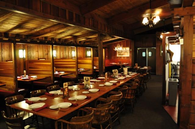 Dixon Cattlemens Dining Room
