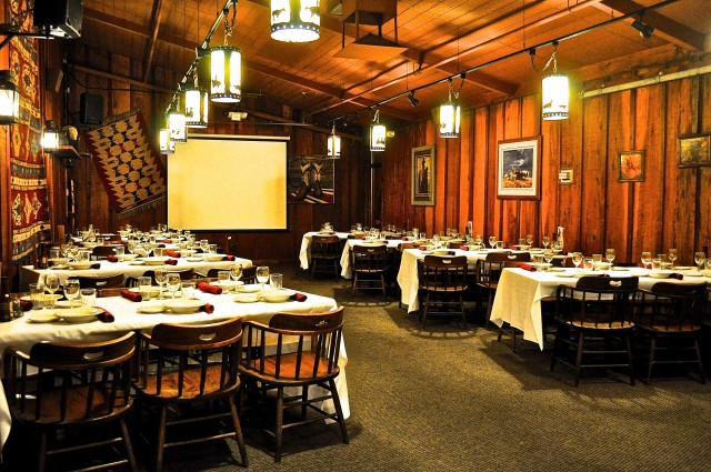 Selma Cattlemens Banquet Room