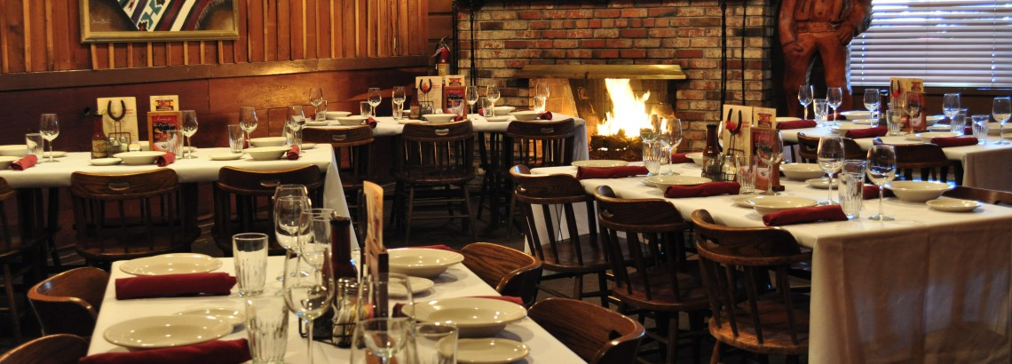 Santa Rosa Cattlemens Banquet room
