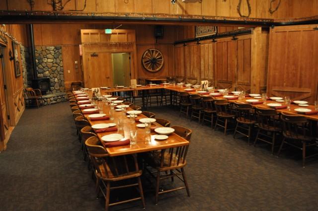Cattlemens Redding Banquet Room