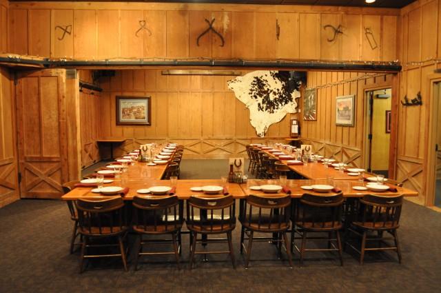Redding Cattlemens Banquet Room