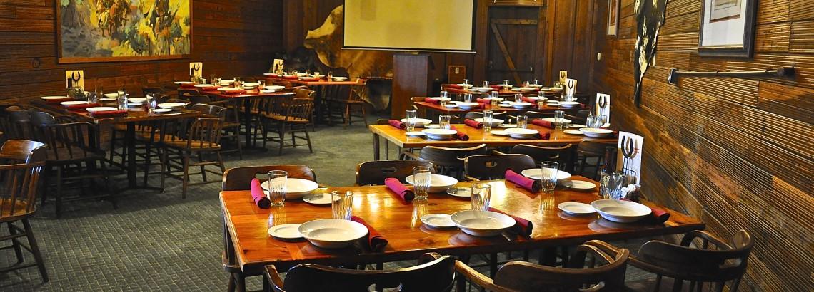 Petaluma Cattlemens Banquet Room