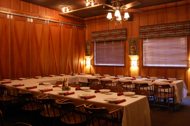 Cattlemens Banquet room in Livermore, CA