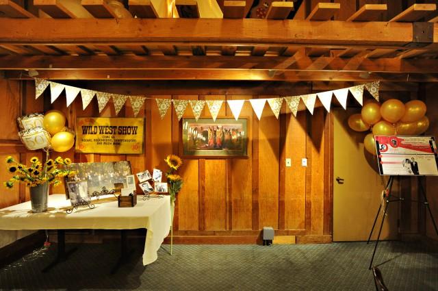 Rancho Cordova Banquet Decorations