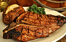 20 ounce t-bone steak