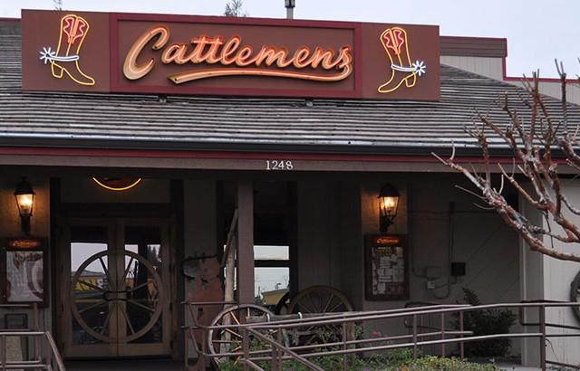 Redding Cattlemens