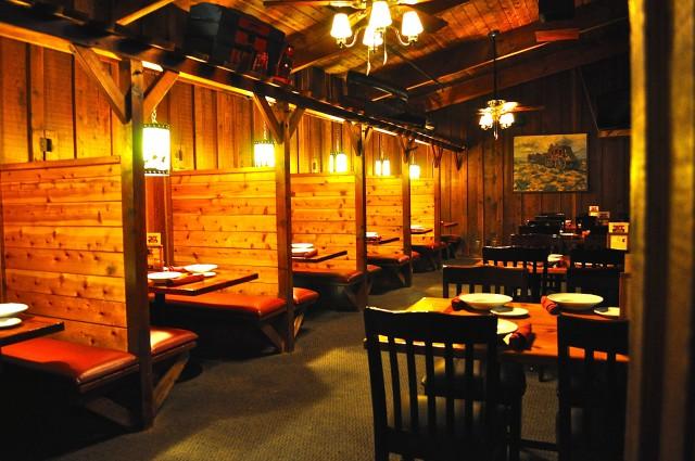 Roseville Cattlemens Banquet Room