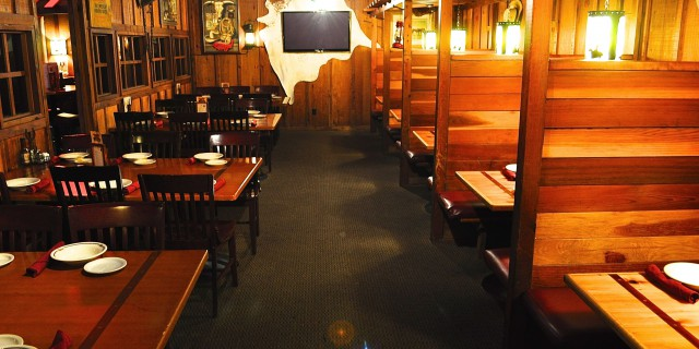 Selma Cattlemens Dining Room