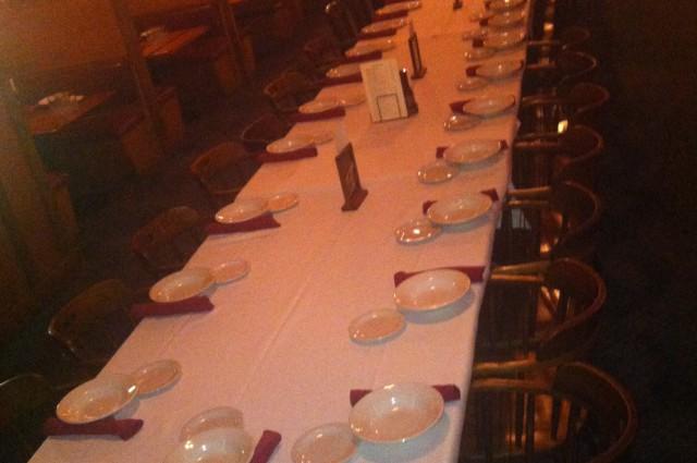 Rancho Cordova Dining Room