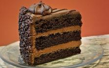 Outlaw Chocolate Cake